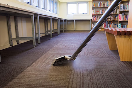 Commercial Building Cleaning
