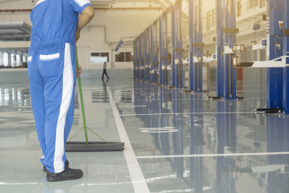 Warehouse Cleaning Services Melbourne