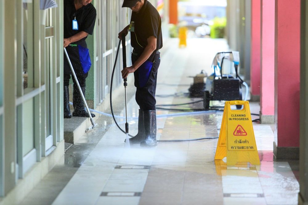 Tips and Tricks to Carry out Industrial Cleaning Services