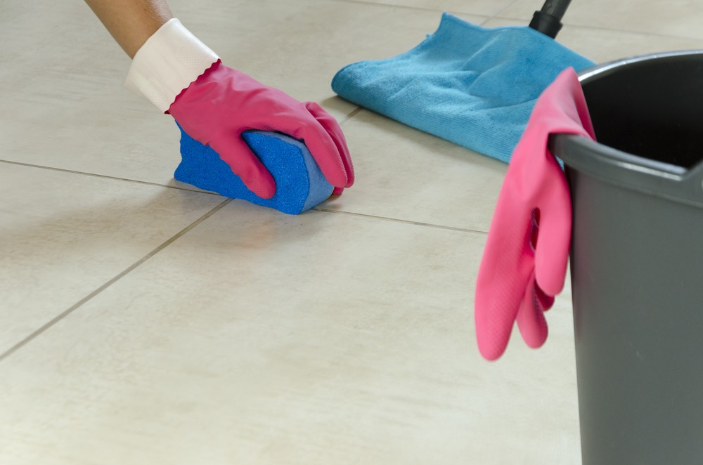 4 Green Yet Effective Tiles and Grout Cleaning Tips That Should Learn