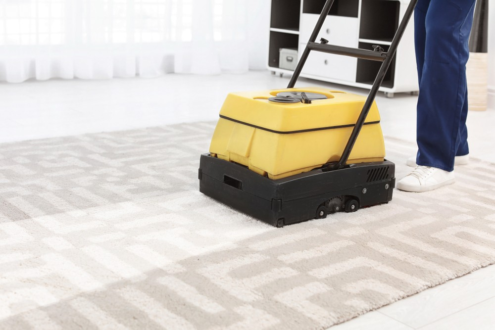 How Does A Carpet Steam Cleaning Services Is Conducted?