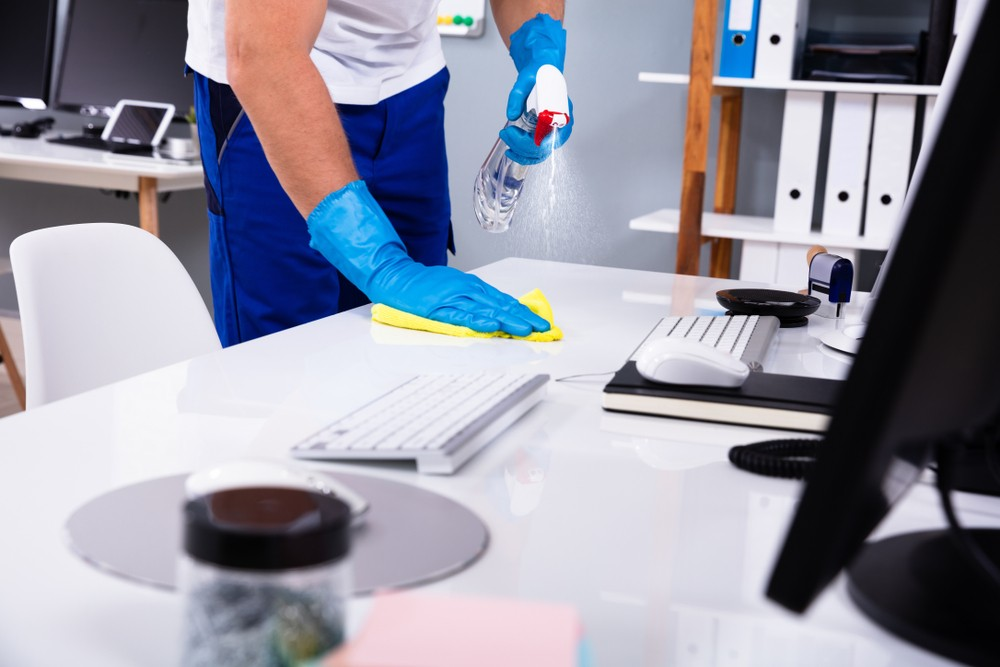 3 Key Features of A Reliable Expert Office Cleaner